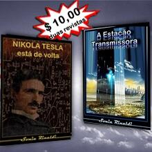 Nikola Tesla e Estação Transmissora